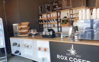 Rox Coffee Company | Boston | BP Garage