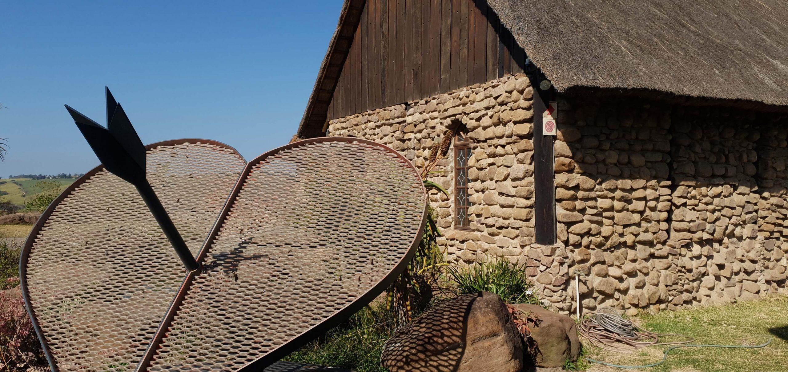 Rain Farm Game and Lodge Chapel