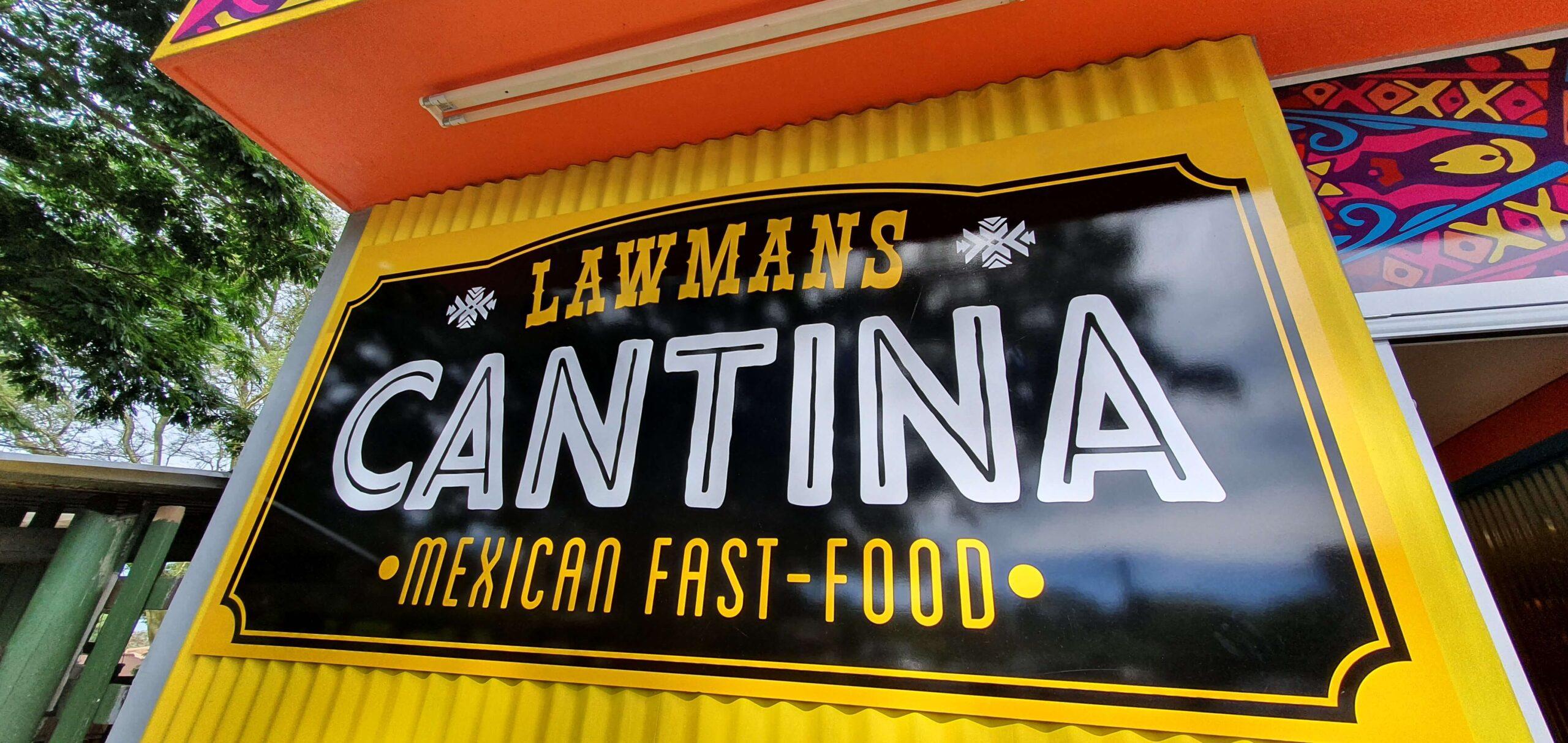Lawmans Cantina Front