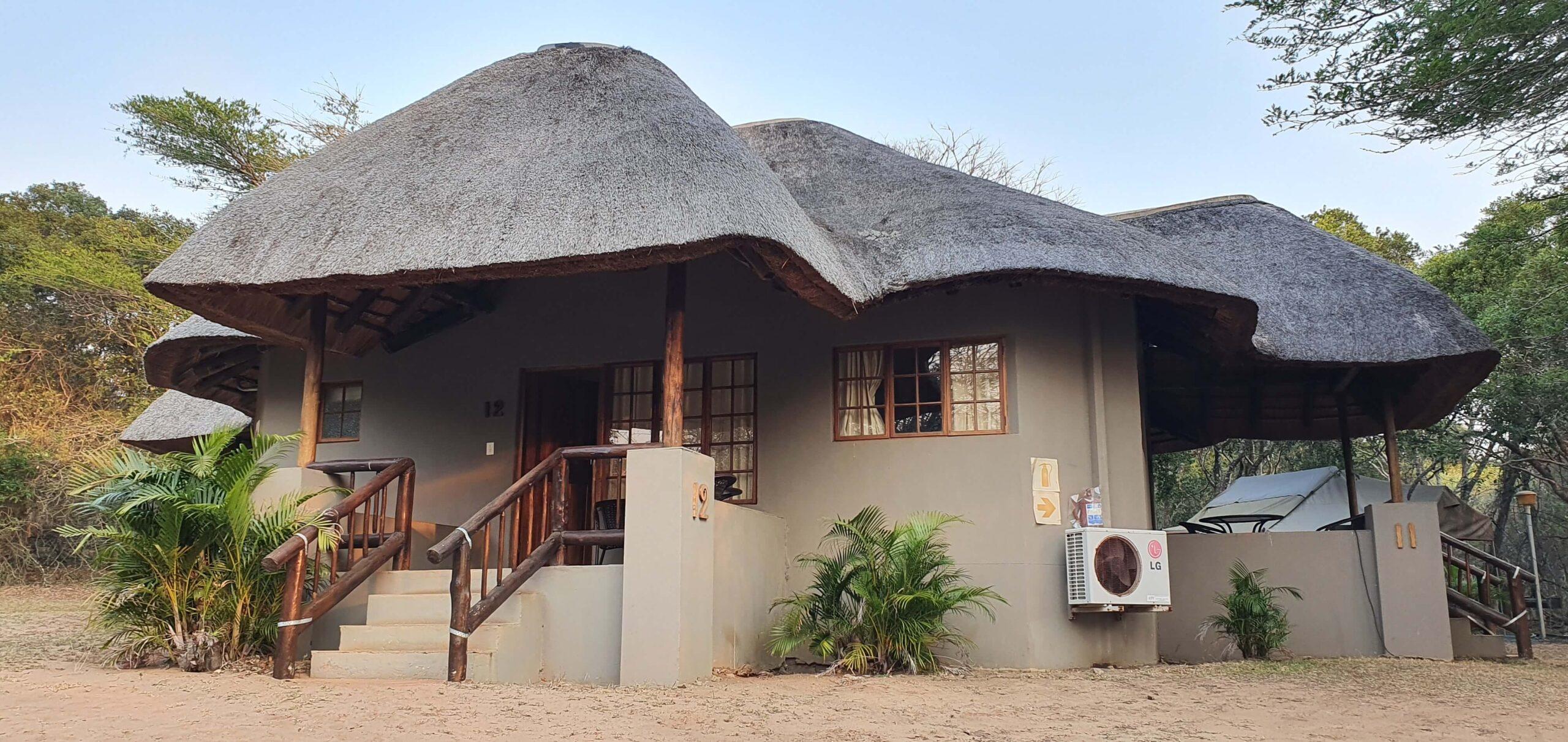 Accommodation at Bonamanzi