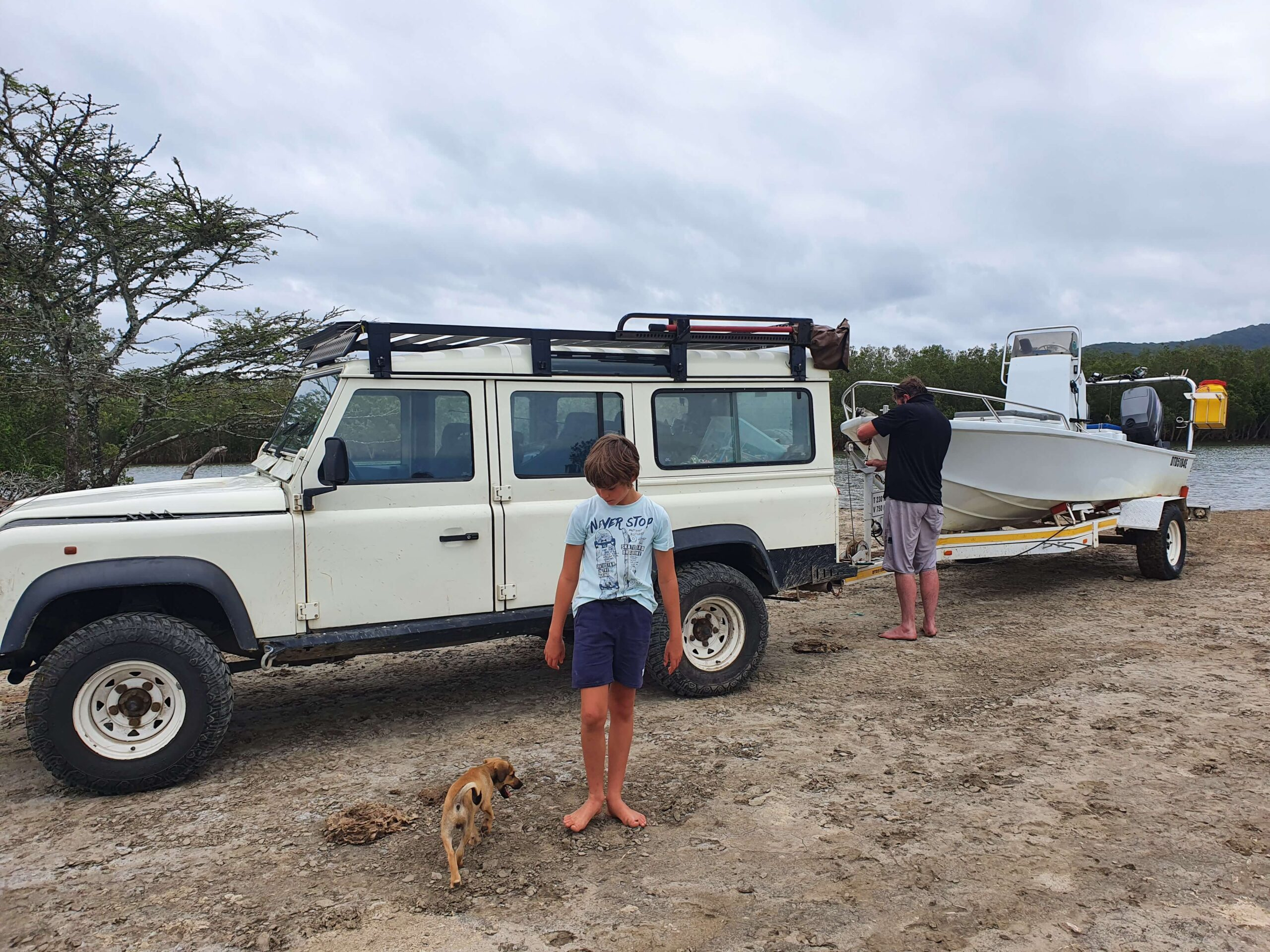 The Family Landrover