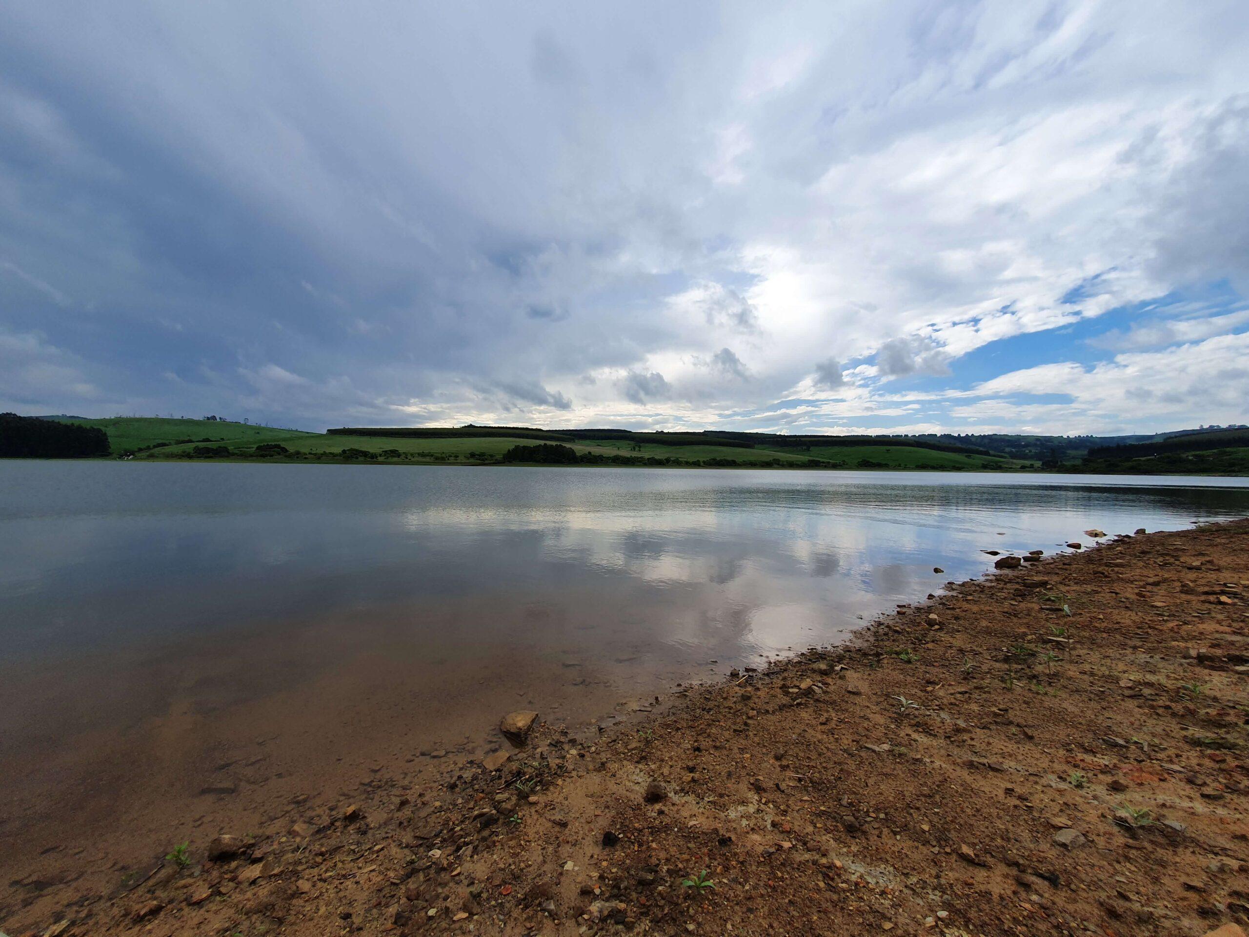 Dam at Kings Grant Country Retreat